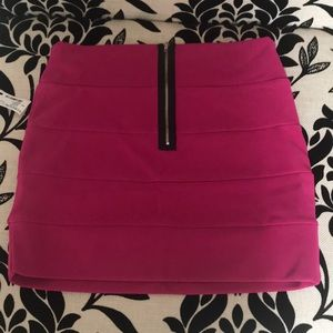 Foreign Exchange Pink Skirt size Large